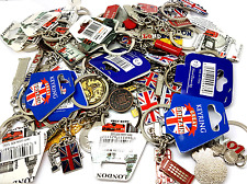 London Souvenirs Metal Keyrings Collectable GB British Souvenir Gift UK Seller