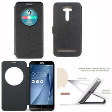 GoRogue Leather Quick Flip Stand Cover Case For Asus Zenfone Go 5.0 inch T500