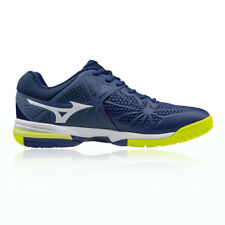 Mizuno Wave Exceed Tour 2 All Mens Blue Court Tennis Shoes Trainers Pumps