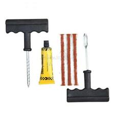 Emergent Motorcycle Auto Car Tubeless Tyre Puncture Repair Tire Plug Tools Kit