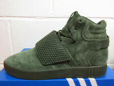 Adidas Originals Tubular Invader Strap Hi Top Trainers BB1171 Sneakers Shoes
