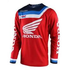 Troy Lee 2018 GP ARIA PRISMA TEAM HONDA Motocross MX ENDURO BICI JERSEY - Rosso