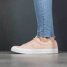 SCARPE DONNA SNEAKERS CONVERSE ONE STAR OX [158481C]