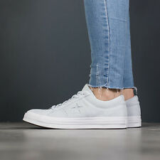 SCARPE DONNA SNEAKERS CONVERSE ONE STAR OX [158487C]