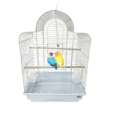 HERITAGE WESTMINSTER X/LARGE BUDGIE BIRD CAGE 47x36x65CM FINCH CANARY BIRDS