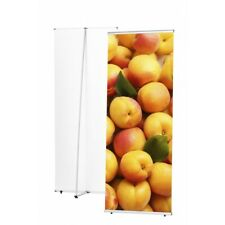 L Banner Quick (Pack of 15) - Exhibition Banner Stands - Tradeshow banners