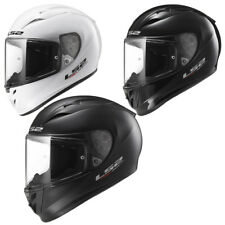 LS2 FF323 ARROW Evo Integrale DA MOTO SPECIFICHE da corsa Casco con ANTINEBBIA