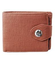Modish High Quality PU Leather Button Closure Mens Wallet