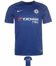 NEW Nike Chelsea Home Camicia 2017 2018 Blue