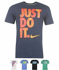 FASHION Nike Block Grade QTT T Shirt Mens Grey