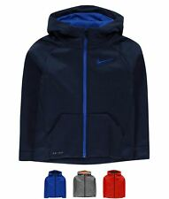 MODA Nike Therma Full Zip Hoody Infant Boys D.Grey Heather