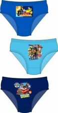 REDUCED Boys Paw Patrol  Briefs/Pants Or Vests 18/24 Months 2/3 3/4 4/5