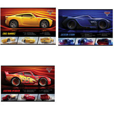 Disney Cars 3 Posters (Assorted)