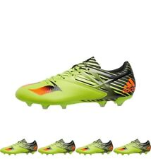 FASHION adidas Mens MESSI 15.2 FG / AG Football Boots Semi Solar Slime/Solar Re