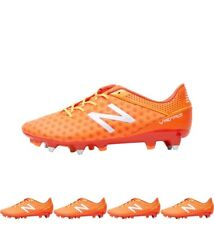 MODA New Balance Mens Visaro Pro SG Football Boots Lava/Fireball/Impulse/White