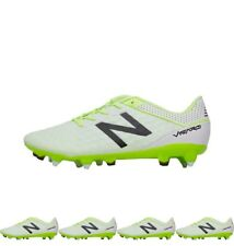 MODA New Balance Mens Visaro Pro SG Football Boots White UK 6 Euro 39.5