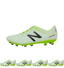 MODA New Balance Mens Visaro Pro FG Football Boots White UK 6 Euro 39.5