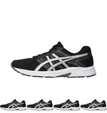 MODA Asics Mens Gel Contend 4 Neutral Running Shoes Black/Silver/Carbon UK 6 Eu