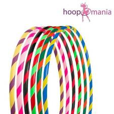 Aro Hula Hoop de varios colores, plegable, 90, 95 or 100 cm diameter, Hoopomania