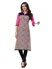 Sinina Multi Color Designer Cotton Printed Work Kurti -Tbeauty204