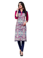 Sinina Multi Color Designer Cotton Printed Work Kurti -Tbeauty213
