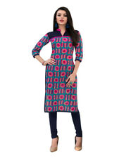 Sinina Multi Color Designer Cotton Printed Work Kurti -Tbeauty214