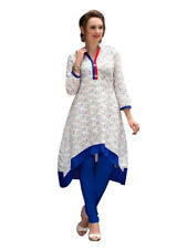 Sinina Multi Color Designer Cotton Printed Work Kurti -RLook101