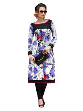 Sinina Multi Color Designer Cotton Printed Work Kurti -RLook102