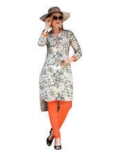 Sinina Multi Color Designer Cotton Printed Work Kurti -RLook103