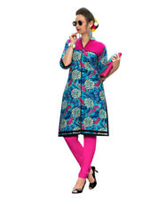 Sinina Multi Color Designer Cotton Printed Work Kurti -RLook109