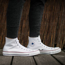SCARPE DONNA SNEAKERS CONVERSE CHUCK TAYLOR ALL STAR LEATHER [132169C]