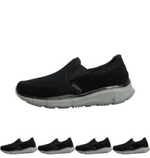OFFERTA SKECHERS Junior Equalizer Persistent Trainers Black UK 9.5 Euro 27 Infa