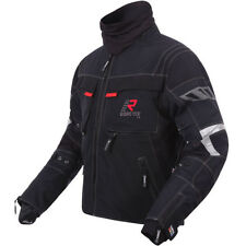 NEW RUKKA ARMAXIS GORETEX WATERPROOF ARMOURED MOTORCYCLE JACKET CE APPROVED