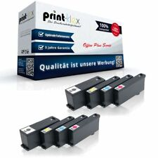 8 x alternativo Cartucce di Inchiostro per Lexmark 100XL tintenbehälter-office