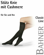 6973f8b6b Support Tights Bahner Classic Line Stockings Knee with Cashmere
