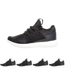 FASHIONS adidas Originals Mens Tubular Radial Trainers Core Black/Core Black/Cr