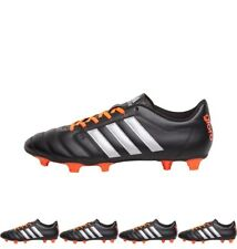 FASHION adidas Gloro 16.2 FG Football Boots Core Black/Silver Metallic/Solar Re