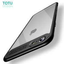 TOTU Design Transparent Back Case/Cover for Apple iPhone 7, 7 PLUS, 6(s)