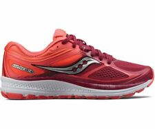 Saucony Guide 10 Berry/Coral - Scarpa Running Donna
