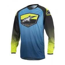 ALPINESTARS 2017 adultos COMPETICIÓN Supermatic Motocross Mx Jersey - azul /
