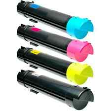 Compatible Toner Cartridges for Dell 5130CDN 593-10922/23/24/25 Black and Colour
