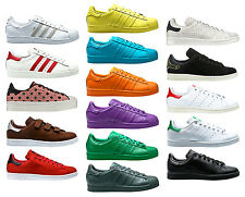 Adidas Superstar Supercolor Lot 80s DLX Stan Smith Chaussures baskets