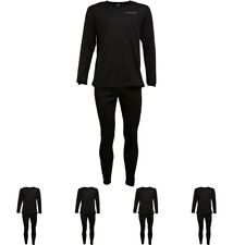 MODA Dare2b Mens Insulate Thermal Baselayer Set Black Small Chest 38""