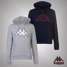 Mens Branded Kappa Casual Classic Fleece OTH LL Hoody Top Size S M L XL XXL