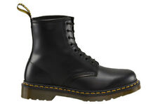 SCARPE UOMO SNEAKERS DR.MARTENS [1460 BLACK SMOOTH]