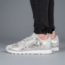 SCARPE DONNA SNEAKERS REEBOK CLASSIC LEATHER HYPE [BS6785]