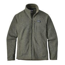 PATAGONIA M's Better Sweater Jkt - pile - (Industrial Green)