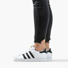 SCARPE DONNA UOMO UNISEX SNEAKERS ADIDAS ORIGINALS SUPERSTAR [C77124]