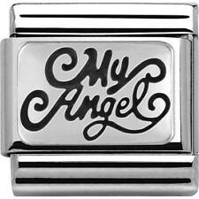 Nomination Italy Nominations Silver Love My Angel Classic Charm Tool