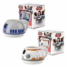 New Star Wars R2-D2 Or BB-8 Ceramic Mug Coffee Droid Dome Official